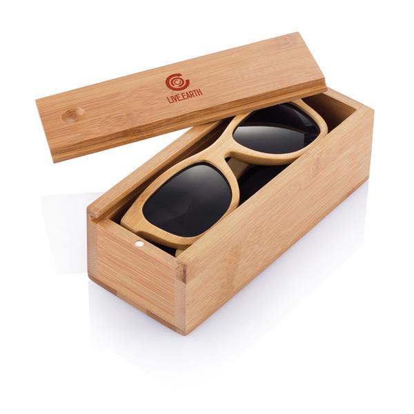 Lunettes en bois personnalisées - Lunettes publicitaires 0c315bc5ebd1